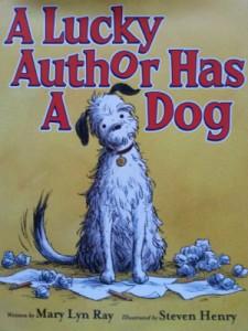 A Lucky Author