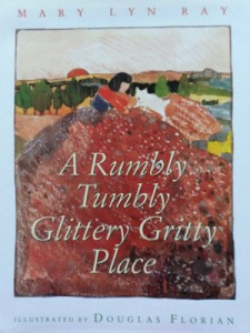A Rumbly Tumbly Glittery Griitty Place